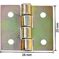 Möbelband Möbelbänder 115 56 mm Möbelscharniere Scharnier Schwarz Asymetrisch