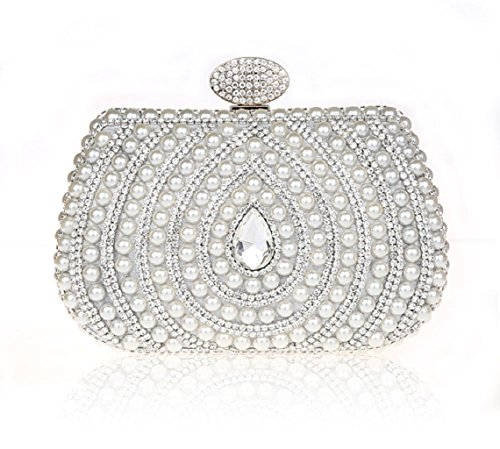 Mini Strass Tasche/ Perlen Handtasche/ Mode Abendtasche/Party Clutch Bag-A A