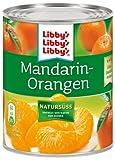 Produkt-Bild: Libby's Mandarin-Orangen natursüß, 12er Pack (12 x 314 ml Dose)