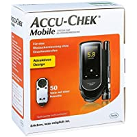 Accu Chek Mobile Set mmol/l Iii 1 stk preisvergleich bei billige-tabletten.eu