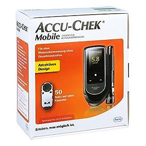 Accu Chek Mobile Set mmol/l Iii 1 stk
