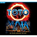 40 Tours Around the Sun (2cd+Blu-Ray) - Toto