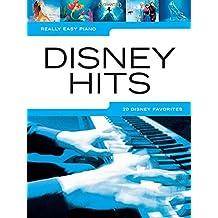 Really Easy Piano Disney Hits: 20 Disney Favorites