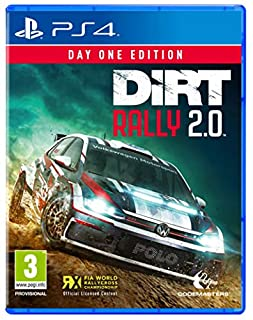 DiRT Rally 2.0 Day One Edition (PS4) (B07J6B8QBD) | Amazon Products