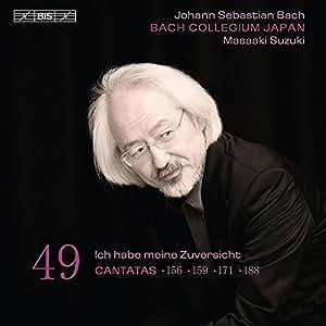 Bach : cantates sacrées, vol. 49 : BWV 156, 159, 171 & 188