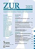ZUR - Zeitschrift für Umweltrecht [Jahresabo]