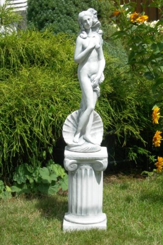 Kaufe Jetzt Höhe:27 Cm Bronzefigur Aphrodite Venus