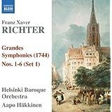 Große Symphonien Nr. 1-6
