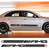 MCPerformance Kit de vinilos compatibles con AMG