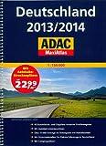 ADAC MaxiAtlas Deutschland 2013/2014 1:150 000 - Collectif
