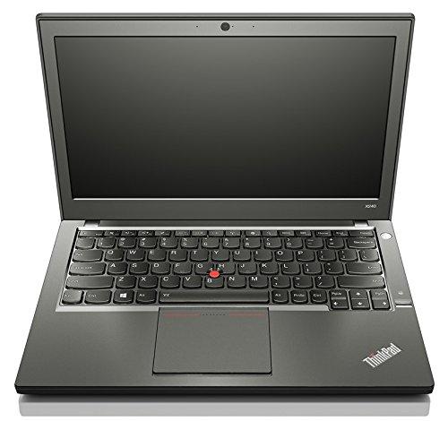"Preisvergleich Produktbild Lenovo ThinkPad X240 / Intel Core i5 2x 2.90 GHz - 4 GB RAM - 500 HDD - 12, 5"" (1366) - Webcam -Wi-Fi - Bluetooth - Win10 Prof. / Mobiler Business Laptop (Generalüberholt)"