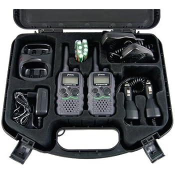 Kit 2 Talkies-Walkies Stabo ''Freecomm 650'' + accessoires