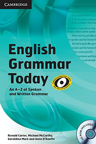 English Grammar Today Book with CD-ROM and Workbook