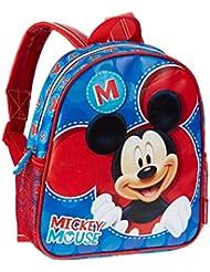 Mochila Mickey Disney Lets Play pequeña