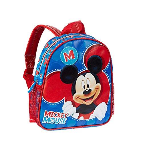 Disney Mickey Mouse - Zainetto Asilo Blu