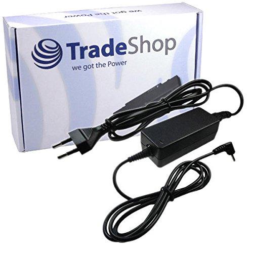 Notebook Laptop Netzteil Ladegerät Ladekabel Adapter 19V 2,1A für Asus EeePC 1005-HR 1005-HGO 1005-HA-M /1005P 1005-PE 1008-HA 1008-P 1101-HA 1101-HAG 1101-HA_GG; 1015-P 1015-PE 1016-P 1018-P 1018-PB