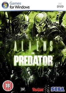 Aliens Vs Predator (PC DVD) [import anglais]