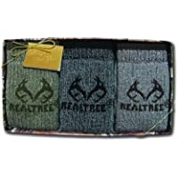 Realtree Outfitters Men's Socks Gift Box (3-Pair), Assorted, Large by Realtree Outfitters preisvergleich bei billige-tabletten.eu