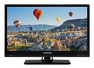 Techwood H24T11A 60 cm (24 Zoll) Fernseher(HD ready, Triple Tuner)