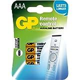 GP Battery GP24ARC-2P4 télécommande Alkaline APC (AAA, Micro 4-pack)