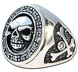 Siegelring des Piratenkönigs Ringgröße 54 (17.2)