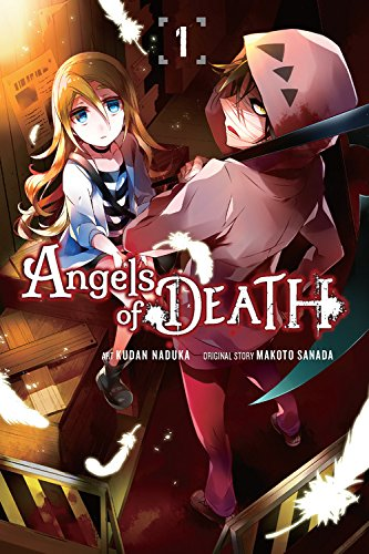 Angels of Death, Vol. 1 (Satsuriku no Tenshi, Band 1)