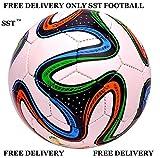 SST Brazuca Football (Multicolour)