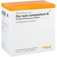 Cor Suis Compositum N Ampullen 100 stk preisvergleich bei billige-tabletten.eu