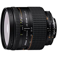 Nikon 24-85 mm/F 2.8-4.0 AF D ZOOM-NIKKOR IF Objektiv (Nikon F-Anschluss,true)
