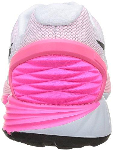 Nike - 654434-001, Sneakers da donna (Weiß (White/black-pink pow-spc pink 106))