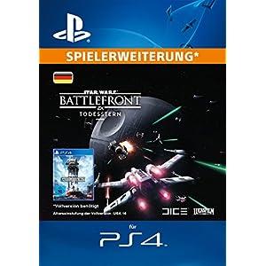Star Wars Battlefront Todesstern – Standard Edition [PSN Code – deutsches Konto]