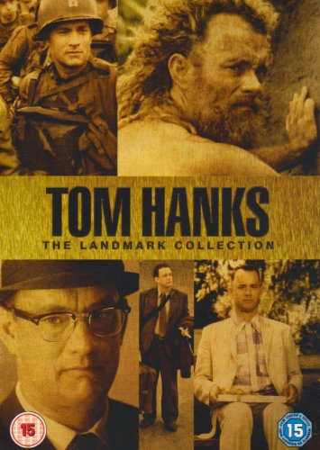 Tom Hanks Collection - Cast Away / Saving Private Ryan / Catch Me if You Can / Forrest Gump / The Terminal [UK Import]
