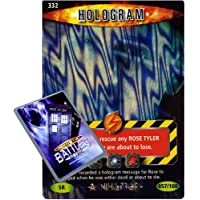 Doctor Who - Single Card : Annihilator 057 Hologram Dr Who Battles in Time Super Rare Card