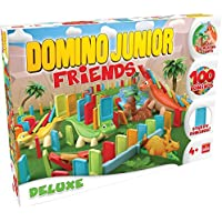 Goliath Jeu de Construction - Domino Express - Junior Dino Friends