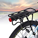 Cycling Bike Mountain Rear Rack Seat Post Mount Pannier...