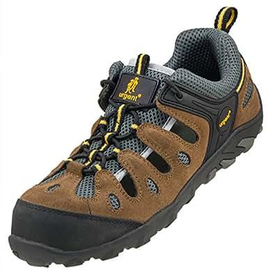 arbeitsschuhe urgent 312 s1 sicherheitsschuhe sandale mit stahlkappe sommer industrie garten. Black Bedroom Furniture Sets. Home Design Ideas