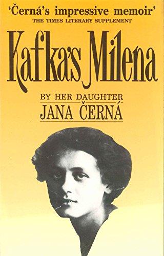 Kafka's Milena: Life of Milena Jesenska