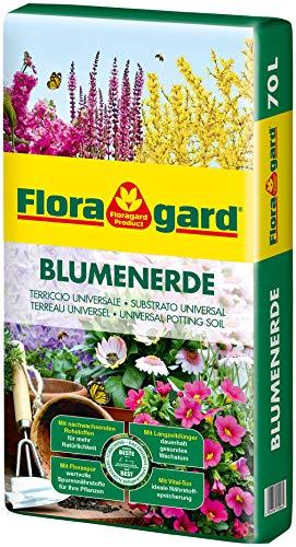 Floragard Abgesiebter Grünschnittkompost optimiert die Nährstoffversorgung