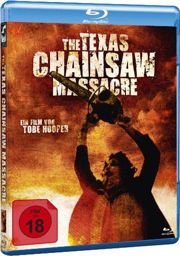 Texas Chainsaw Massacre  (+ DVD) [Blu-ray]