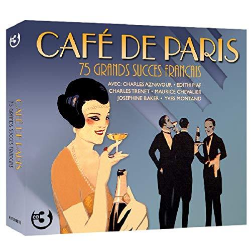 Cafe de Paris-75 Grands Succes Francais -
