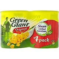 Green Giant Niblets Maíz Dulce Originales (4X198g) (Paquete de 6)