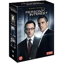 Person of Interest - l'Integrale Saison 1 + 2 + 3 - version longue