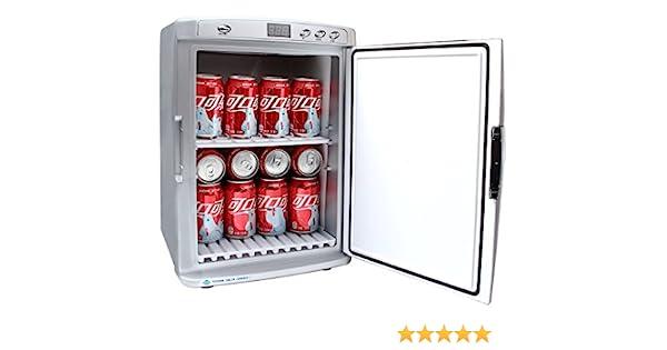 Bomann Mini Kühlschrank Leise : Mini kühlschrank minibar camping box 25 liter 220 v 12 volt kfz