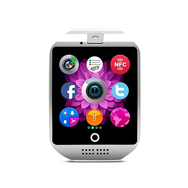 Smart Watch con GPS, Bluetooth, cámara para Android, de la marca KXCD Tech 6