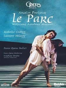 Le Parc: Ballet De L'opera De Paris [DVD] [2012]