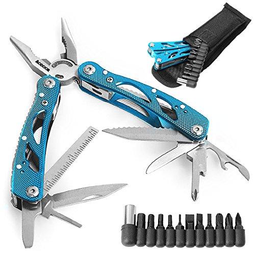 aodoor-24-in-1-multi-tool-zangen-sets-mit-adapter-12-bits-mit-nylontasche-zange-edelstahl-klapp-camp