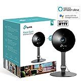 TP-Link KC120 - Cámara de Seguridad para casa Inteligente Kasa CAM 1080P, Funciona con Alexa (Echo Show/Fire TV), Google Home (Chromecast)