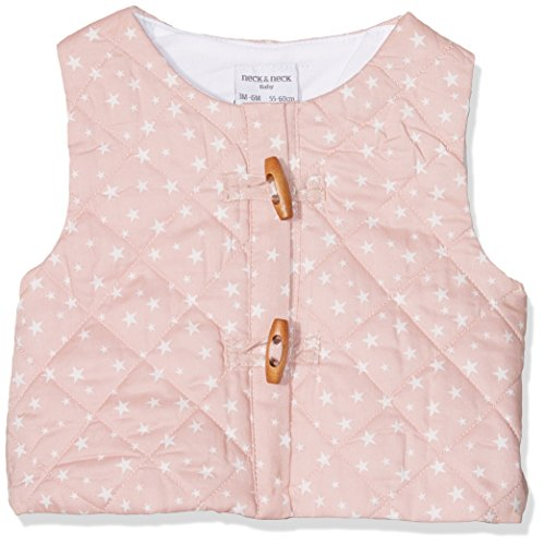 Neck & Neck Baby - Mädchen Mantel rosa 6 Monate
