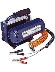 Trem-Compresor Portátil TMC Amp.: 25 V: Modelo 12: Volumen, 3,5 Lt Presión 100 PSI
