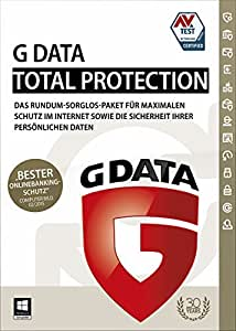 G Data Total Protection - 1 PC / 1 Jahr [Download]